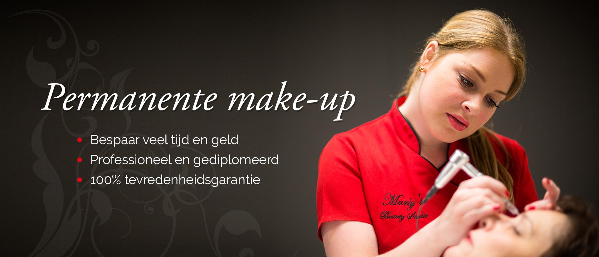 Permanente make-up Helmond